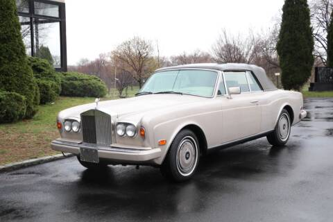 1988 Rolls-Royce Corniche for sale at Gullwing Motor Cars Inc in Astoria NY
