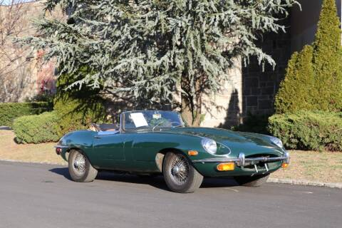 1969 Jaguar XK-Series for sale at Gullwing Motor Cars Inc in Astoria NY