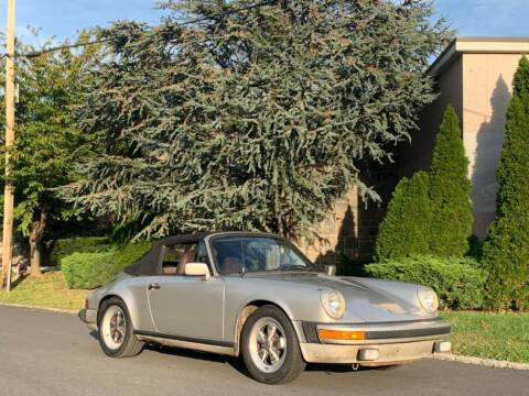1983 Porsche 911 for sale at Gullwing Motor Cars Inc in Astoria NY