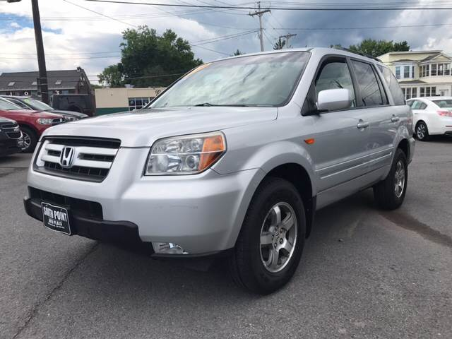 2008 Honda Pilot 4x4 EXL 4dr SUV In Albany NY  South Point Auto