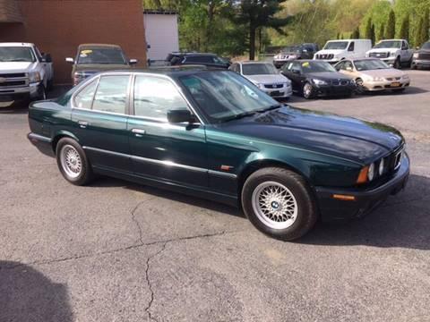 1995 BMW 5 Series For Sale  Carsforsalecom