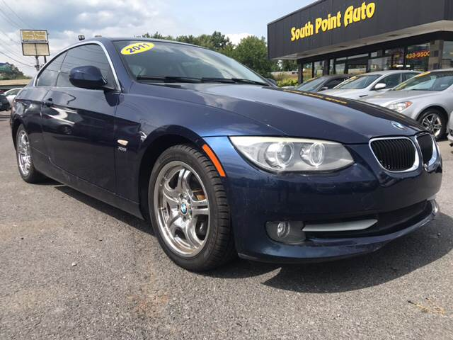 Bmw Series AWD I XDrive Dr Coupe SULEV In Albany NY - 2011 bmw 328i xdrive coupe