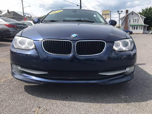 Bmw Series AWD I XDrive Dr Coupe SULEV In Albany NY - 2011 bmw 328i coupe