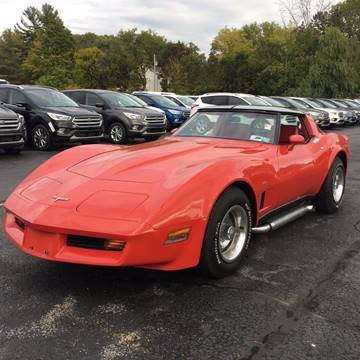 1980 Chevrolet Corvette for sale in Albany, NY