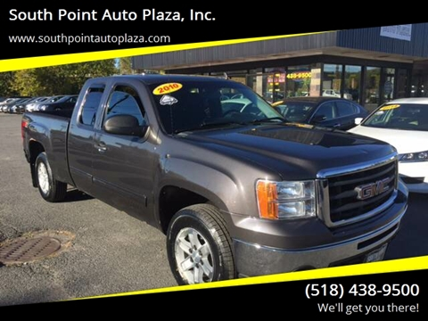 2010 GMC Sierra 1500 for sale at South Point Auto Plaza, Inc. in Albany NY