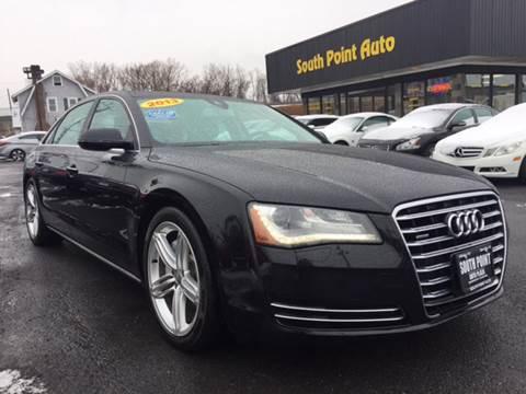 Audi for sale in albany ny for Plaza motors albany ny