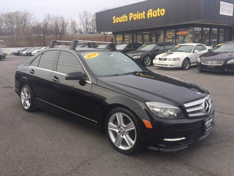 Used mercedes benz c class for sale in albany ny for Albany mercedes benz