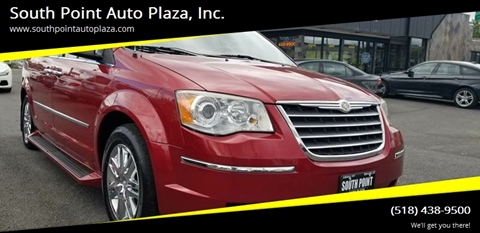 2010 Chrysler Town and Country for sale at South Point Auto Plaza, Inc. in Albany NY