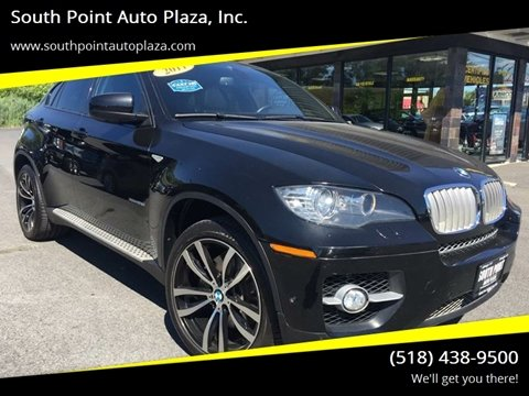 2011 BMW X6 for sale at South Point Auto Plaza, Inc. in Albany NY