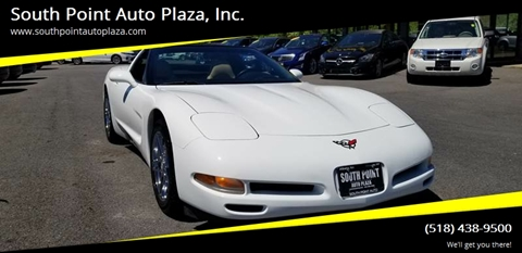 1999 Chevrolet Corvette for sale at South Point Auto Plaza, Inc. in Albany NY