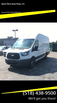 2015 Ford Transit Cargo for sale at South Point Auto Plaza, Inc. in Albany NY