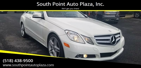 2010 Mercedes-Benz E-Class for sale in Albany, NY