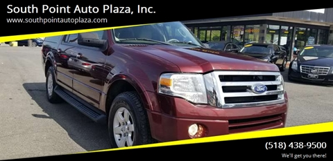 2010 Ford Expedition EL for sale at South Point Auto Plaza, Inc. in Albany NY