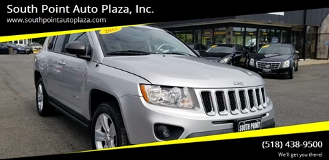 2011 Jeep Compass for sale at South Point Auto Plaza, Inc. in Albany NY