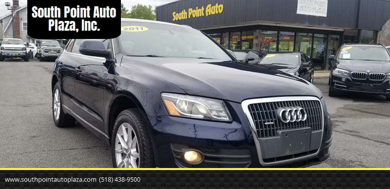 Audi Q T Quattro Premium Plus In Albany NY South Point - Audi of albany