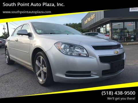 2012 Chevrolet Malibu for sale at South Point Auto Plaza, Inc. in Albany NY