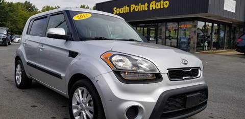 2012 Kia Soul for sale at South Point Auto Plaza, Inc. in Albany NY