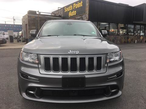2012 Jeep Grand Cherokee for sale at South Point Auto Plaza, Inc. in Albany NY