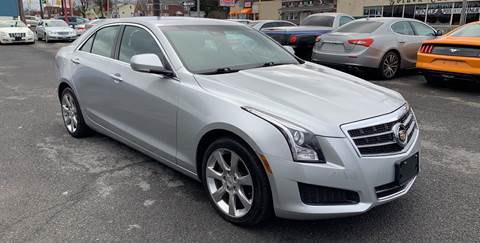 2014 Cadillac ATS for sale at South Point Auto Plaza, Inc. in Albany NY