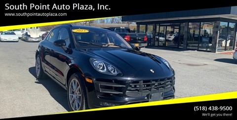 2015 Porsche Macan for sale in Albany, NY