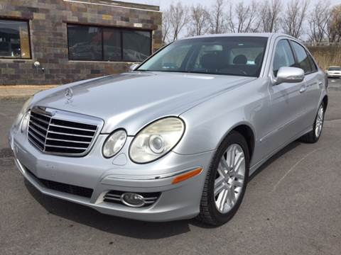 Used mercedes benz e class for sale albany ny for Albany mercedes benz
