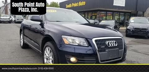2011 Audi Q5 for sale at South Point Auto Plaza, Inc. in Albany NY