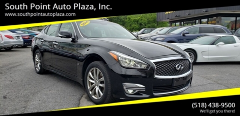2016 Infiniti Q70 for sale in Albany, NY