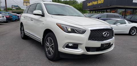 2016 Infiniti QX60 for sale in Albany, NY