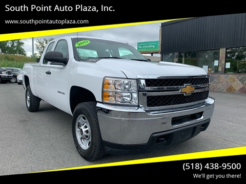 2013 Chevrolet Silverado 2500HD for sale at South Point Auto Plaza, Inc. in Albany NY