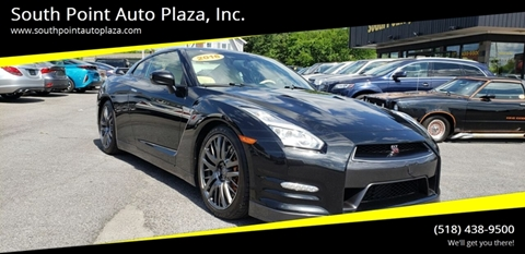 2016 Nissan GT-R for sale in Albany, NY