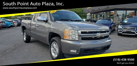 2008 Chevrolet Silverado 1500 for sale at South Point Auto Plaza, Inc. in Albany NY