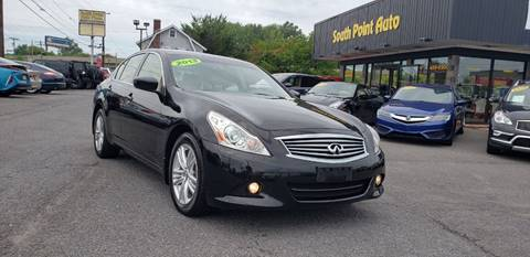 2013 Infiniti G37 Sedan for sale in Albany, NY