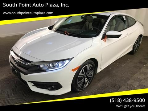 2016 Honda Civic for sale at South Point Auto Plaza, Inc. in Albany NY