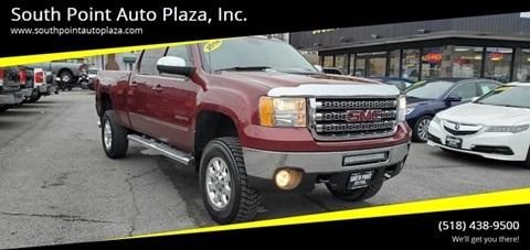 2014 GMC Sierra 2500HD for sale at South Point Auto Plaza, Inc. in Albany NY