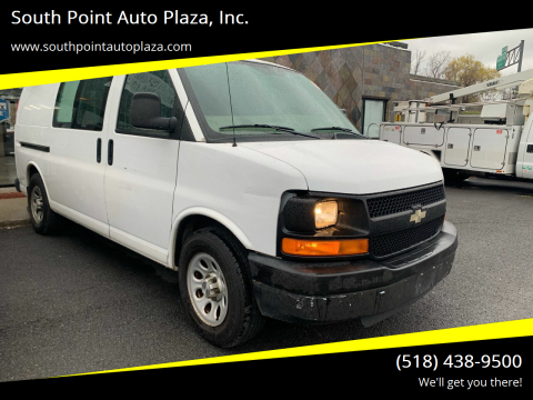 2009 Chevrolet Express Cargo for sale at South Point Auto Plaza, Inc. in Albany NY