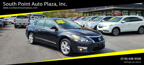 2015 Nissan Altima for sale at South Point Auto Plaza, Inc. in Albany NY