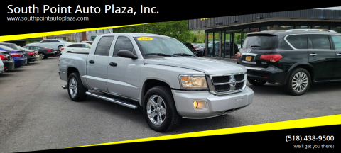 2008 Dodge Dakota for sale at South Point Auto Plaza, Inc. in Albany NY