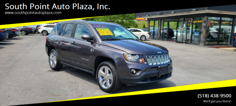 2016 Jeep Compass for sale at South Point Auto Plaza, Inc. in Albany NY