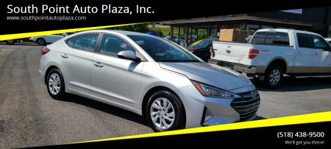 2019 Hyundai Elantra for sale at South Point Auto Plaza, Inc. in Albany NY
