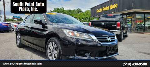2013 Honda Accord for sale at South Point Auto Plaza, Inc. in Albany NY