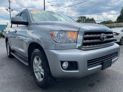 2010 Toyota Sequoia for sale at South Point Auto Plaza, Inc. in Albany NY