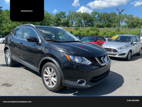 2017 Nissan Rogue Sport for sale at South Point Auto Plaza, Inc. in Albany NY