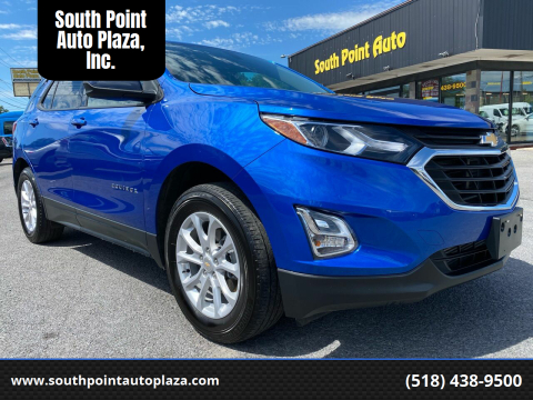 2019 Chevrolet Equinox for sale at South Point Auto Plaza, Inc. in Albany NY