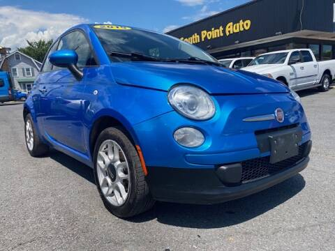 2015 FIAT 500 for sale at South Point Auto Plaza, Inc. in Albany NY
