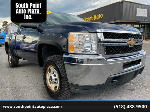 2011 Chevrolet Silverado 2500HD for sale at South Point Auto Plaza, Inc. in Albany NY
