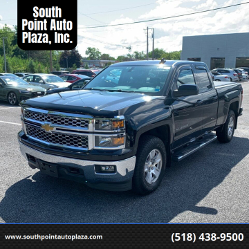 2015 Chevrolet Silverado 1500 for sale at South Point Auto Plaza, Inc. in Albany NY