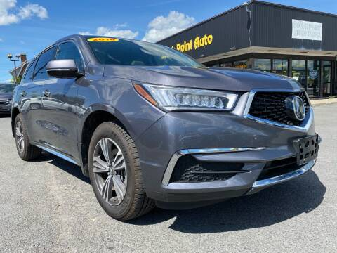 2018 Acura MDX for sale at South Point Auto Plaza, Inc. in Albany NY