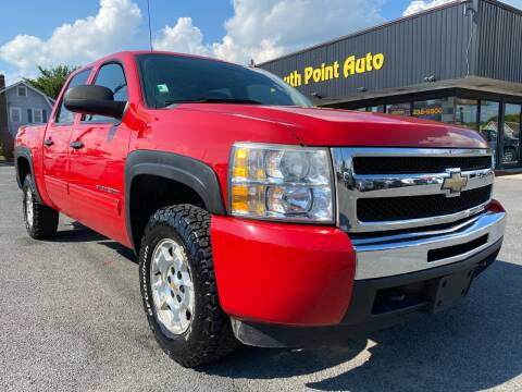 2010 Chevrolet Silverado 1500 for sale at South Point Auto Plaza, Inc. in Albany NY