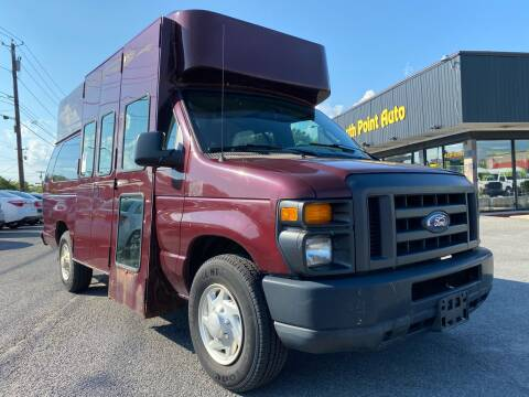 2008 Ford E-Series Cargo for sale at South Point Auto Plaza, Inc. in Albany NY