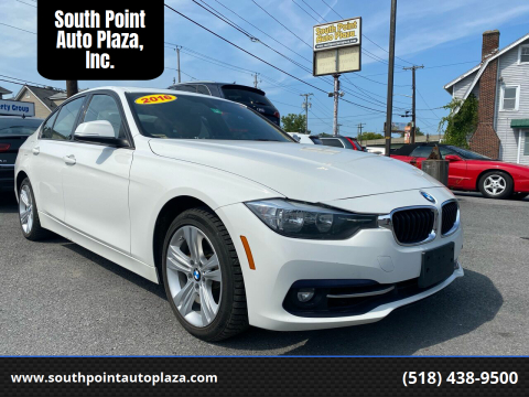 2016 BMW 3 Series for sale at South Point Auto Plaza, Inc. in Albany NY